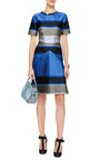 Striped Double Face Top by OSTWALD HELGASON Now Available on Moda Operandi