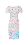 Floral Print Lace Dress by NINA RICCI Now Available on Moda Operandi