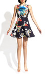 Andrea Rio Print Flip Dress by CLEMENTS RIBEIRO for Preorder on Moda Operandi