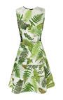 Sandra Fern Print Flip Dress by CLEMENTS RIBEIRO for Preorder on Moda Operandi