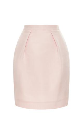 Medium katie ermilio pink spring mini skirt