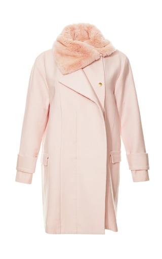 Spring Field Coat by KATIE ERMILIO for Preorder on Moda Operandi