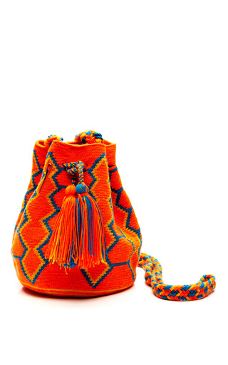 Medium muzungu sisters multi one of a kind handmade wayu mini mochila 17