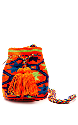Medium muzungu sisters multi one of a kind handmade wayu mini mochila 2