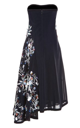 Piper Embellished Mesh Dress by TANYA TAYLOR for Preorder on Moda Operandi