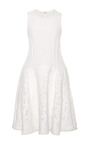 Kylie Floral Mesh Dress by TANYA TAYLOR for Preorder on Moda Operandi