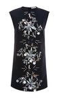Reva Embellished Mesh Dress by TANYA TAYLOR for Preorder on Moda Operandi