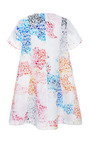 Melanie Rainbow Scroll Dress by TANYA TAYLOR for Preorder on Moda Operandi