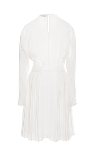 Mulloy Silk Dress by TANYA TAYLOR for Preorder on Moda Operandi