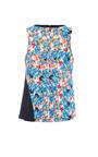 Calla Crazy Floral Tank by TANYA TAYLOR for Preorder on Moda Operandi