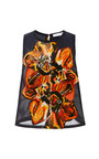 Renwick Floral Applique Top by TANYA TAYLOR for Preorder on Moda Operandi