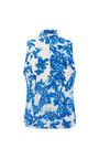 Shirley Floral Georgette Button Up by TANYA TAYLOR for Preorder on Moda Operandi