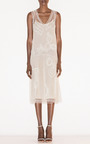 Embroidered Tulle Dress by TOME for Preorder on Moda Operandi