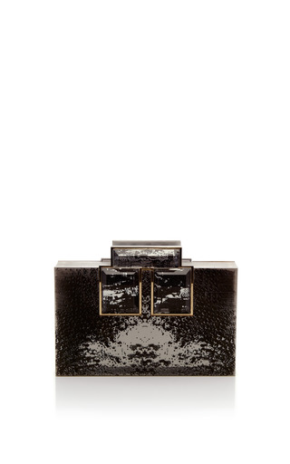 Brutalist Clutch by RAUWOLF Now Available on Moda Operandi