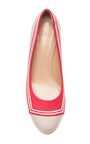 Skipper Cotton Pumps by CHARLOTTE OLYMPIA Now Available on Moda Operandi