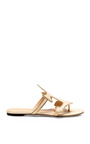 Atlantic Leather Sandals by CHARLOTTE OLYMPIA Now Available on Moda Operandi