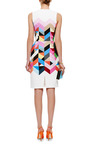 Issy Printed Crepe Dress by PREEN BY THORNTON BREGAZZI Now Available on Moda Operandi