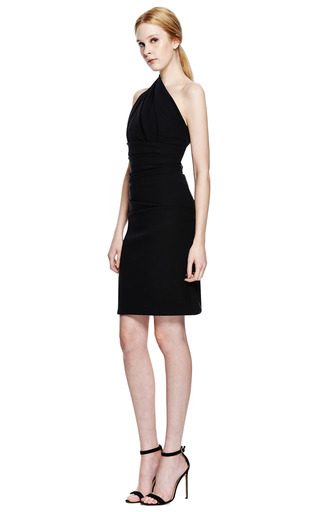 Plaza Stretch Crepe Dress by PREEN BY THORNTON BREGAZZI Now Available on Moda Operandi