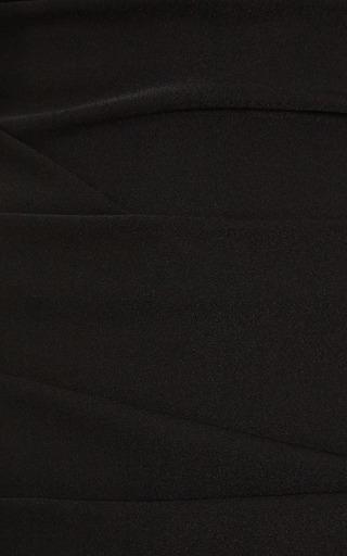 Plaza Stretch Crepe Dress by PREEN BY THORNTON BREGAZZI Now Available on Moda Operandi