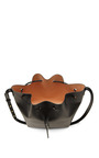Small Coated Interior Leather Bucket Bag by MANSUR GAVRIEL Now Available on Moda Operandi