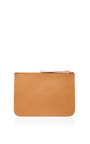 Large Coated Interior Leather Wallet by MANSUR GAVRIEL Now Available on Moda Operandi