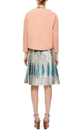 Cotton Jersey Sweatshirt by VIKA GAZINSKAYA Now Available on Moda Operandi