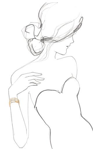 Vara Bow Bracelet by SALVATORE FERRAGAMO for Preorder on Moda Operandi
