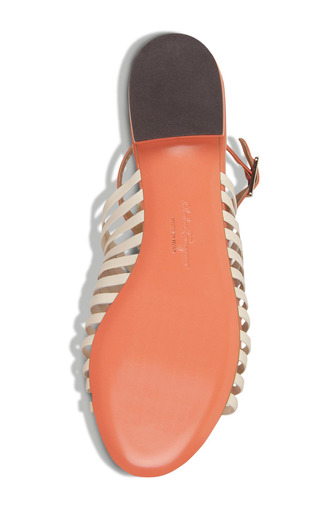 Pilly Sandal by SALVATORE FERRAGAMO for Preorder on Moda Operandi