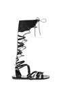 Odyssey Leather Gladiator Sandals by ANCIENT GREEK SANDALS Now Available on Moda Operandi