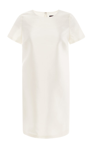 Silk Wool Blend Sheath Dress by HARVEY FAIRCLOTH Now Available on Moda Operandi