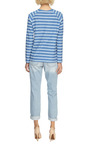 Striped Cotton Top by HARVEY FAIRCLOTH Now Available on Moda Operandi
