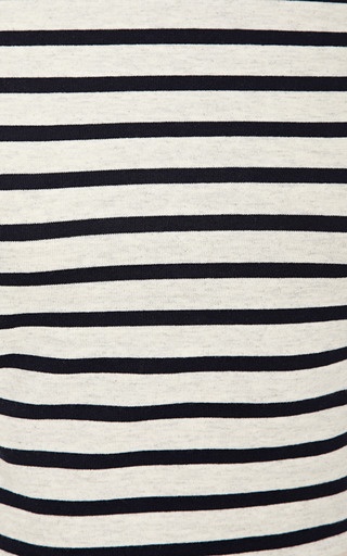 Striped Cropped Tank by HARVEY FAIRCLOTH Now Available on Moda Operandi