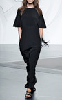 Gobi Fringe On Bibelot Long Dress by TIBI for Preorder on Moda Operandi