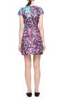 Rick Printed Satin Dress by MARY KATRANTZOU Now Available on Moda Operandi