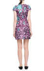 Rick Printed Satin Dress by MARY KATRANTZOU Now Available on Moda Operandi