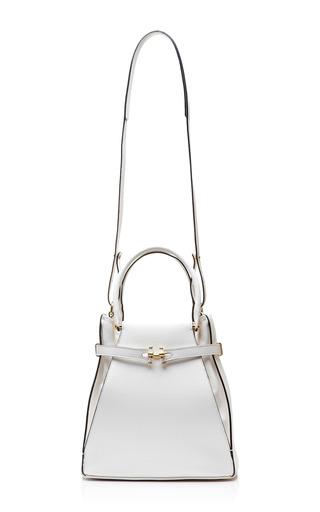 Apollo Handbag In Chalk by VBH for Preorder on Moda Operandi