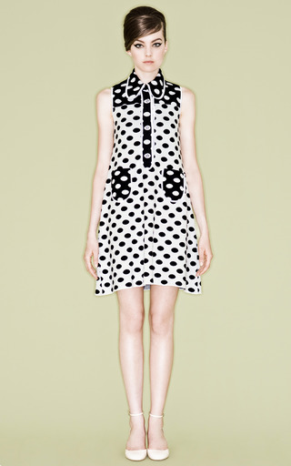 Picci Dots Dress by VIVETTA for Preorder on Moda Operandi