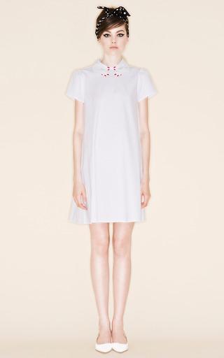 Medium vivetta white sandrino dress