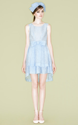 Medium vivetta blue sissi dress