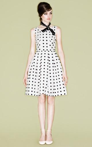 Medium vivetta white vincenzinio dress