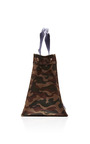 Canvas Camouflage Tote Bag by VANITIES Now Available on Moda Operandi