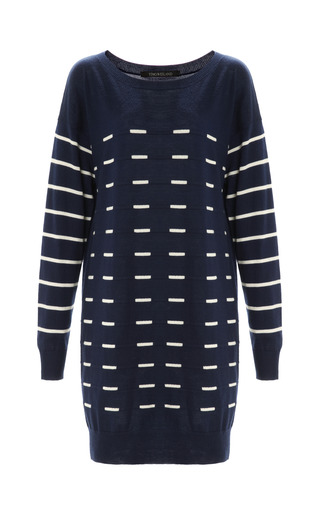 Karine Knit Dress by TIMO WEILAND for Preorder on Moda Operandi