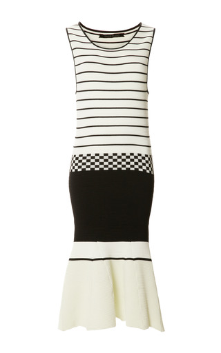 Medium timo weiland off white sylvana knit dress