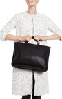 Toledo Leather Business Briefcase by LOEWE Now Available on Moda Operandi