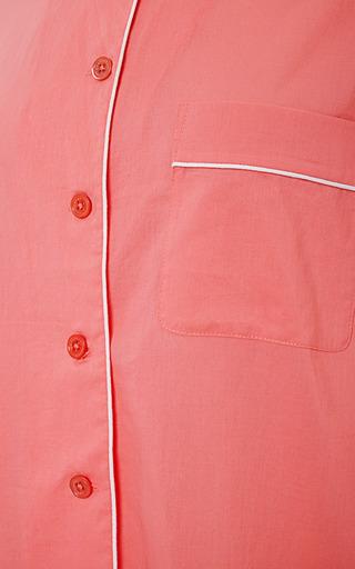 Lillian Cotton Pajama Shorts Set by EQUIPMENT Now Available on Moda Operandi