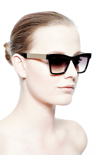 Acetate Sunglasses by ELLERY Now Available on Moda Operandi