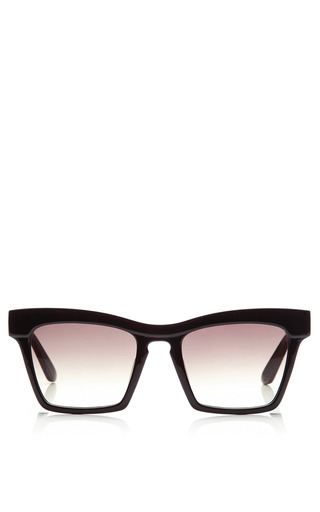 Medium ellery gold acetate sunglasses 2