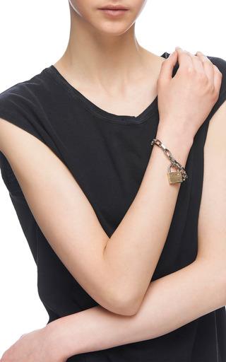 Padlock Chain Bracelet by RODARTE Now Available on Moda Operandi