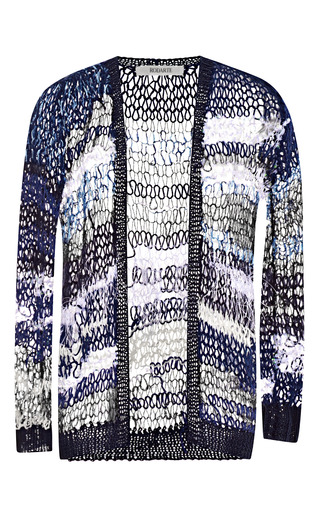 Loose Knit Cardigan by RODARTE Now Available on Moda Operandi