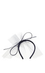 Alice Veiled Net Headband by MUHLBAUER Now Available on Moda Operandi